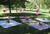 Summer Party Ideas / Picnic, Lemonade, or Farmers Market party theme.  / by B CraZis BowTique