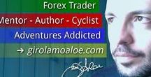 Girolamo Aloe / Supply and Demand Trader. Mentor. Author. Cyclist. Adventures Addicted.  I share with you my Trading Experiences.