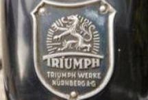 Triumph Motorcycles / Triumph triumphant. / by Jon J. Cardwell