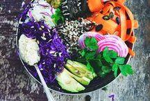 Bowls // vegetables