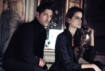 ADV FALL WINTER 2012/13 / Models Izabel Goulart, Tony Ward Photographer Stefano Galuzzi