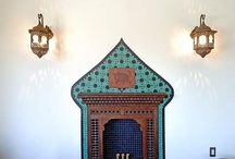 Zellij  بلاط المغربي / Mesmerized by the colors, patterns and intricate detail of Moroccan tile work