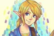 Legend of Zelda!! :) / Holy Din's Fire!!! 620 followers?! I love ALL of you!!! :D <3 / by Miranda Griffin
