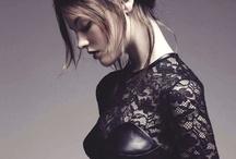 fashion / dark, raw, layered