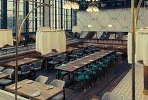 Restaurant design / by Vasyl Mikulin