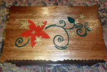 My wood works / Handmade woodworks