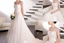 Wedding Dresses / by Lynette Preble