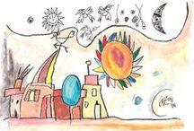 Gianfranco Zavalloni, disegni / Disegni ed illustrazioni di Gianfranco Zavalloni