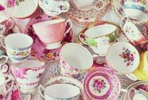 Fancy Vintage China / Pretty vintage china