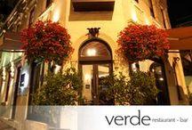 Verde Restaurant + Bar  / www.verde.net.au