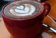 Coffee / Beautifully made coffee warms the soul