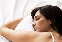 GET SOME REST / All about sleep, facts, tips and tricks to help you catch your 40 Winks.