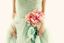 pink and mint green inspiration x