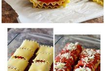 Pasta and Rice / comfort food