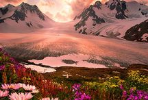 Alaska / I love Alaska. One of my dream to get to there.