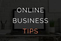 Online Business Tips / General tips for online entrepreneurs and service providers.  business tips, business, branding, entrepreneur, startup, solopreneur, biz, girlboss, ladyboss, e-course, e-book, info product, freelance, instagram, pinterest, twitter, facebook, periscope, social media, marketing, content marketing, email marketing, blogging, b2b, productivity, business tools