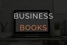 Business Books for Online Entrepreneurs & Freelancers / Reading and learning is critical to success as a lifestyle entrepreneur. Open your mind, expand your business.