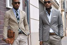 Men's Fashion / His fashion is key! / by Tadajah Coleman
