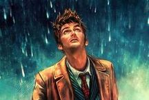Doctor Who / Fantastic! Allons-y! Geronimo! Don't be lasagna. / by Lydia Aguirre