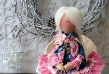 Тильда - Tilda / Тильда – это текстильные куклы, игрушки, предметы интерьера, придуманные норвежской художницей – дизайнером Тоне Финангер.
