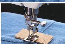 Уроки шитья