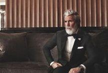 Dapper Dudes / Men's fashion.