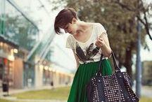 Maxi-skirts / Ekstra inspirasie vir hoe om jou Maxi-skirt te dra.