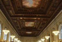 Beaux Arts: NYC Public Library / A New York Beaux Arts Masterpiece