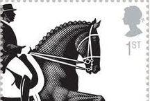 * GRAPHIC ARTS * / Beautiful graphic arts of horses