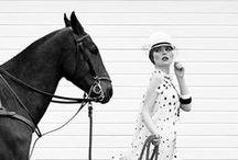 * FASHION * / Fashion and horse               * La mode et le cheval
