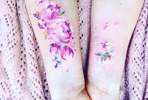 Iholle / Tatuointi ideoita