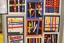 Cubist arty ideas ✳️❇️✳️