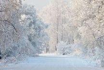 winter / favourite season♡