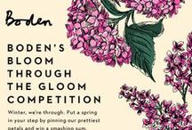Boden's Bloom Through The Gloom Competition