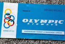 Olympic Airways / Olympic Airways