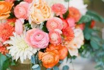 SUMMER WEDDINGS / Inspiration to give your wedding that summary feel.