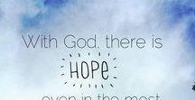 ★ Bij God horen