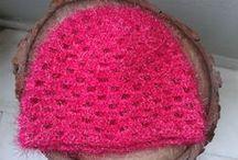Beanie hat / Beautiful christmas gift, snowcap beanie for winter season.  Ready to ship!!! ♥