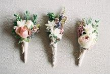 BOUTONNIÈRES | MENS PIN ON