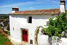 Dream / Bijzonder overnachten in Portugal. Een mooi landhuis, een authentieke wijnboerderij, een typisch huis, een guesthouse of een eigen huisje.