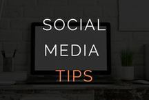 Social Media Tips for Sales Funnels / Tips and advice on social media for freelancers and entrepreneurs. This board will cover Pinterest, Instagram, Twitter,  Facebook and more!