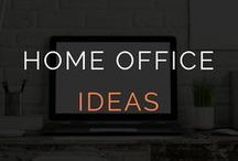 Home Office Ideas / Home office ideas to make your workspace the best it can be. It is a place where we spend most of the day should get the attention it desperately needs. Check out this board full of inspiration on what to do with your business.