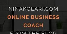 NinaKolari.com Blog - Digital Marketer & Online Business Coach / Want thousands of visitors to your website and to your service/digital products?  Follow these passive traffic strategies to create passive income from online courses.  Blog Posts from Ninakolari.com  #pinterest marketing #digitalmarketing