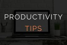 Productivity for Online Entrepreneurs / Productivity for Online Entrepreneurs offers tips and techniques how to become more productive business owner.
