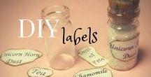 ★ In een flesje / mini bottles