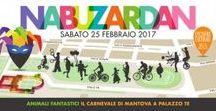 Nabuzardan, il Carnevale di Mantova / 1999: 1a edizione