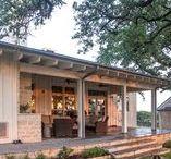 Texas Ranch Home Design Ideas