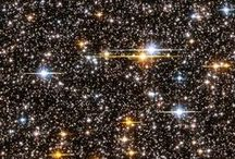 """Space / """"The universe is a pretty big place. If it's just us, seems like an awful waste of space.""""  --Carl Sagan / by Whatever Rhymes With Eloquent"""
