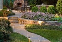 Outdoors - Garden, Patio, Pool and Such / by Norbert Szabo