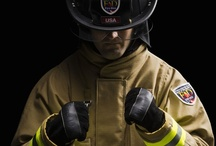 Fire-Dex Turnout Gear / Protection for the heat of the battle.